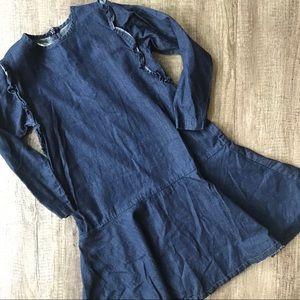 3/$30 Teela NYC denim dress